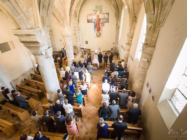 Le mariage de Sébastien et Amandine à Chambly, Oise 33