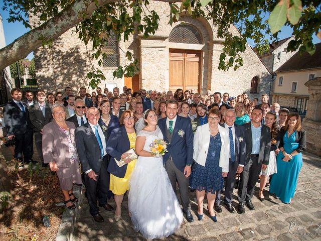 Le mariage de Sébastien et Amandine à Chambly, Oise 41