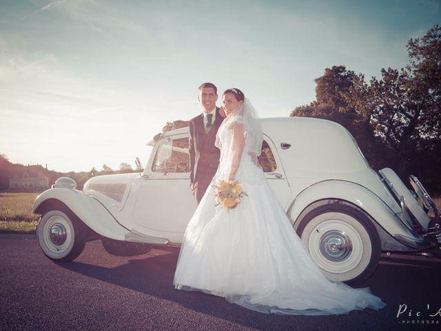 Le mariage de Sébastien et Amandine à Chambly, Oise 50