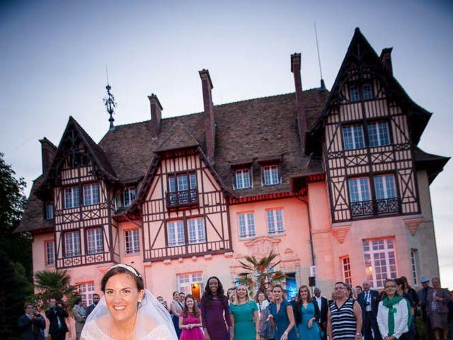 Le mariage de Sébastien et Amandine à Chambly, Oise 63