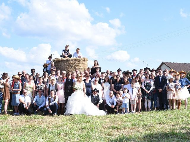 Le mariage de Stessy et Marine à Troyes, Aube 6