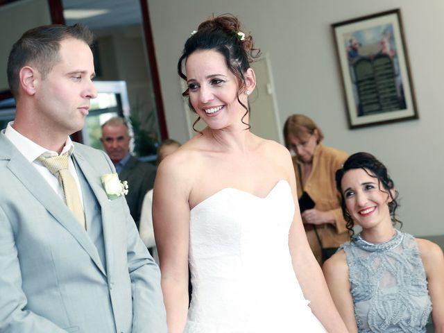 Le mariage de Franck et Julie à Metz, Moselle 4