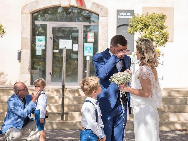 Le mariage de Laurent et Caroline à Narbonne, Aude 53
