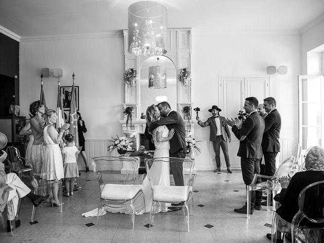 Le mariage de Laurent et Caroline à Narbonne, Aude 78