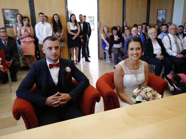 Le mariage de Benjamin et Kelly à Chalifert, Seine-et-Marne 17
