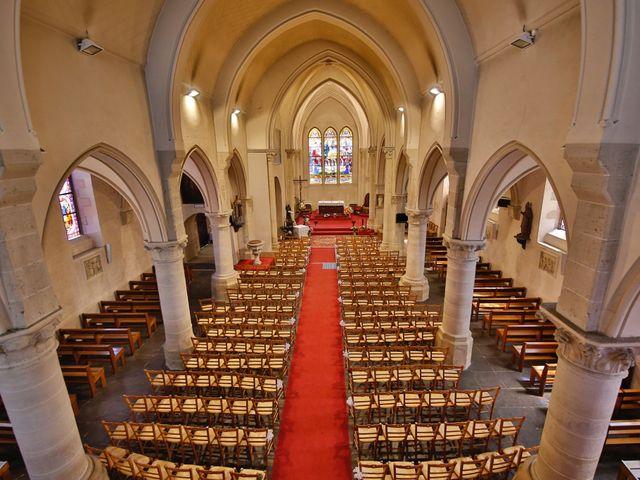 Le mariage de Benjamin et Kelly à Chalifert, Seine-et-Marne 39