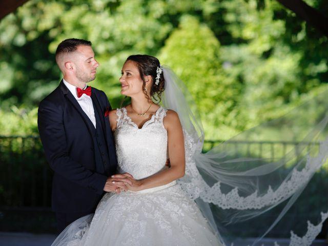 Le mariage de Benjamin et Kelly à Chalifert, Seine-et-Marne 73
