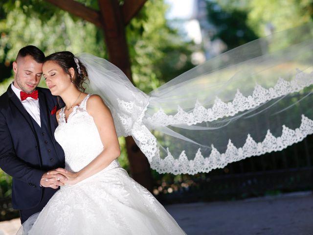 Le mariage de Benjamin et Kelly à Chalifert, Seine-et-Marne 75