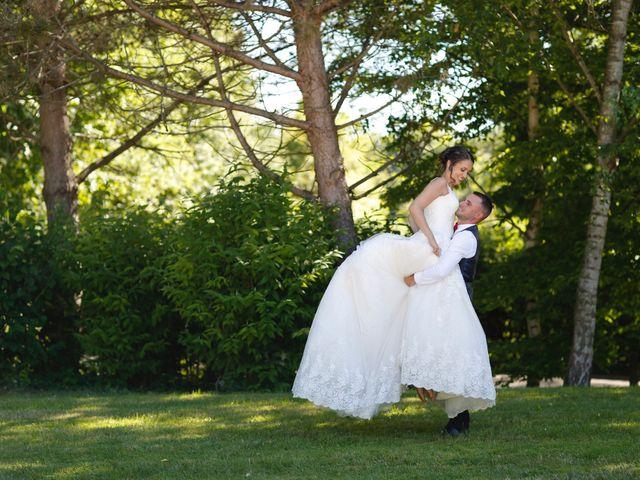 Le mariage de Benjamin et Kelly à Chalifert, Seine-et-Marne 79