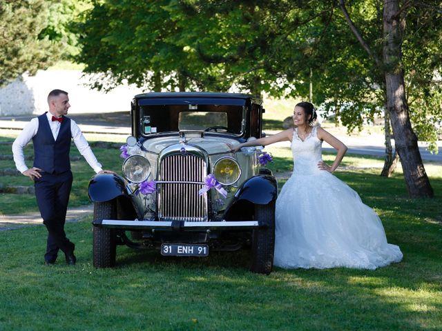 Le mariage de Benjamin et Kelly à Chalifert, Seine-et-Marne 83