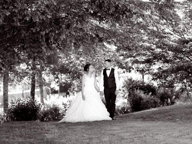 Le mariage de Benjamin et Kelly à Chalifert, Seine-et-Marne 91