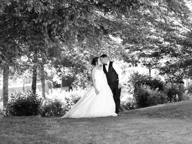Le mariage de Benjamin et Kelly à Chalifert, Seine-et-Marne 92