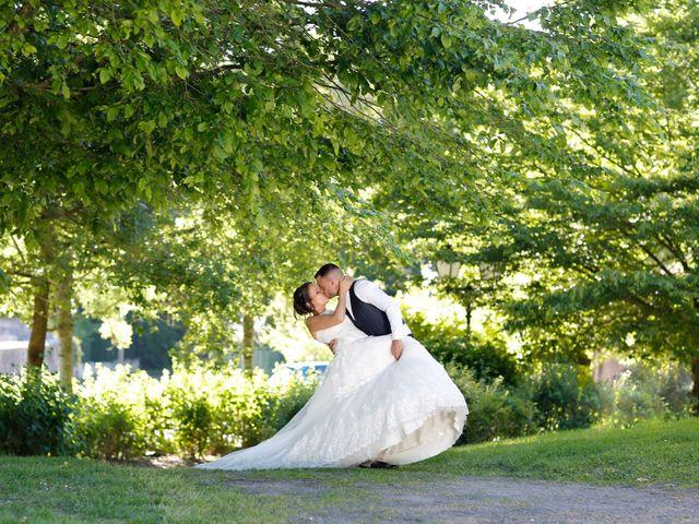 Le mariage de Benjamin et Kelly à Chalifert, Seine-et-Marne 93