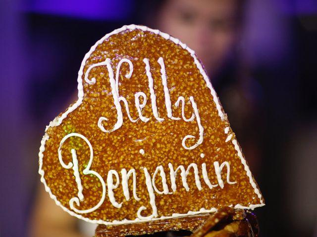 Le mariage de Benjamin et Kelly à Chalifert, Seine-et-Marne 123