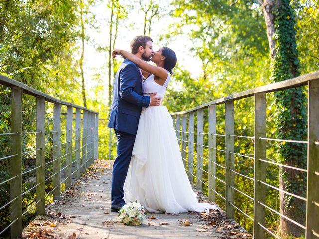 Le mariage de Maxime et Emeline à Le Bignon, Loire Atlantique 35