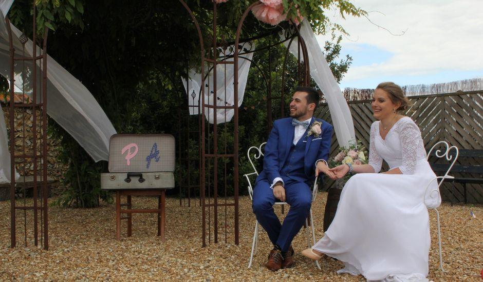Le mariage de Antoine et Priscillia à Le Boullay-Mivoye, Eure-et-Loir