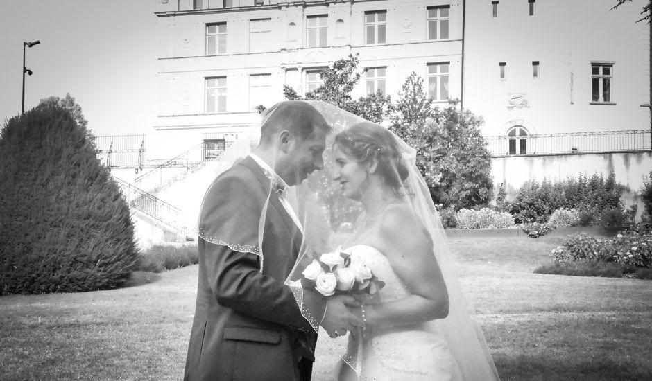 Le mariage de Benoît et Cindy à Saint-Priest, Rhône