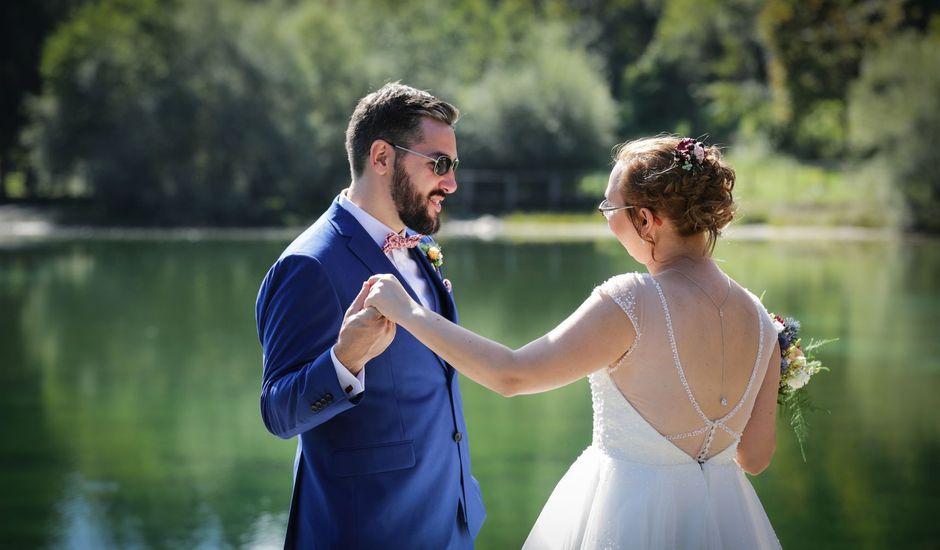 Le mariage de Cyril et Sophie à Allèves, Haute-Savoie
