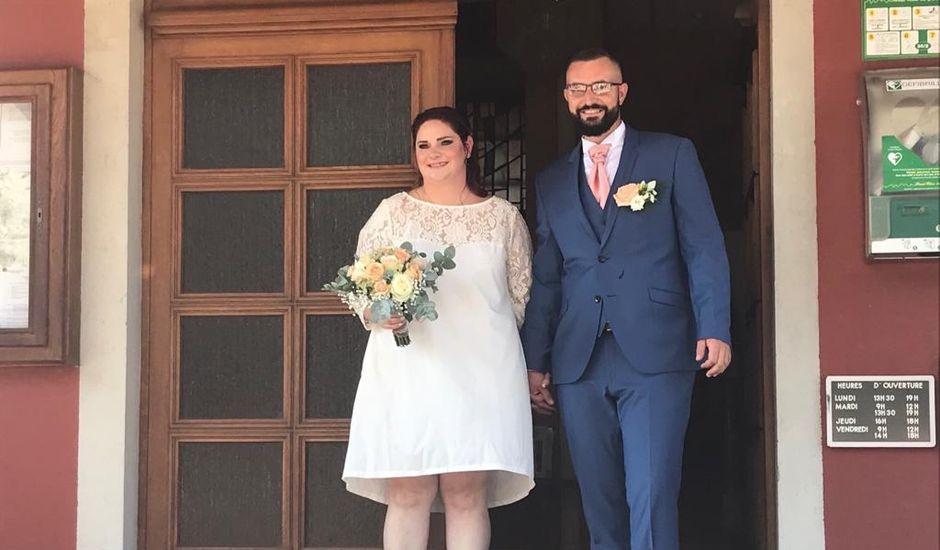 Le mariage de Guillaume et Cecile à Dietwiller, Haut Rhin