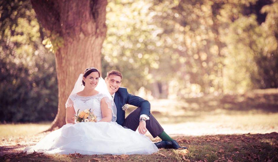 Le mariage de Sébastien et Amandine à Chambly, Oise