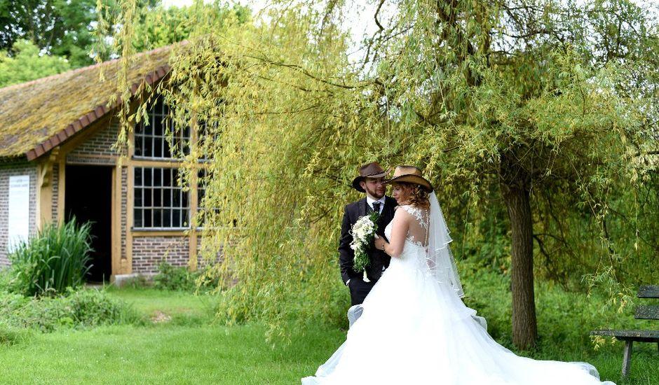 Le mariage de Stessy et Marine à Troyes, Aube
