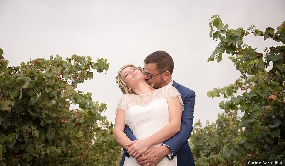 Le mariage de Laurent et Caroline à Narbonne, Aude