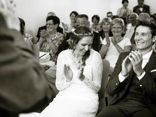 Le mariage de Sarah et Baptiste 2
