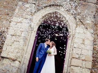 Le mariage de Sarah et Baptiste
