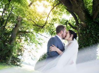 Le mariage de Kate et Tarran