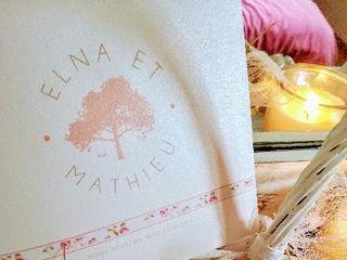 Le mariage de Elna  et Mathieu  1