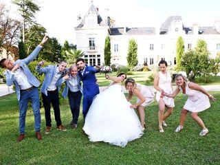 Le mariage de Elna  et Mathieu