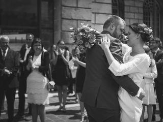 Le mariage de Amandine et Benoit