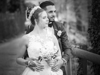Le mariage de Laurie et Ahmed