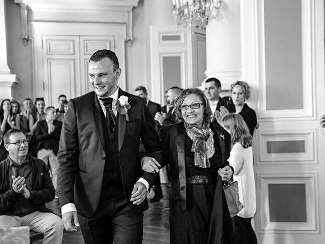 Le mariage de JEREMY et PRESCILLA à Saint-Pierre-du-Vauvray, Eure 9