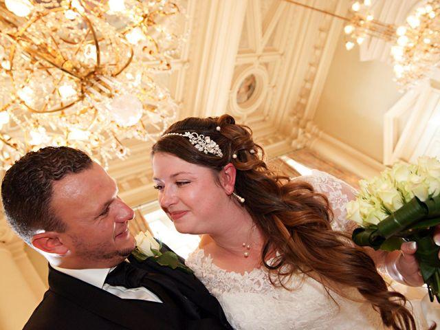 Le mariage de JEREMY et PRESCILLA à Saint-Pierre-du-Vauvray, Eure 14