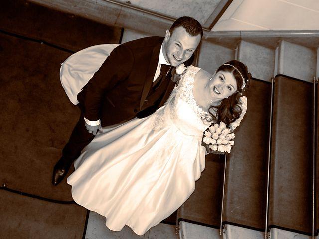 Le mariage de JEREMY et PRESCILLA à Saint-Pierre-du-Vauvray, Eure 15