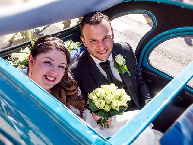 Le mariage de JEREMY et PRESCILLA à Saint-Pierre-du-Vauvray, Eure 1
