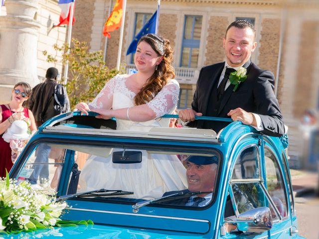 Le mariage de JEREMY et PRESCILLA à Saint-Pierre-du-Vauvray, Eure 18