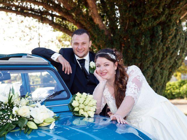Le mariage de JEREMY et PRESCILLA à Saint-Pierre-du-Vauvray, Eure 19