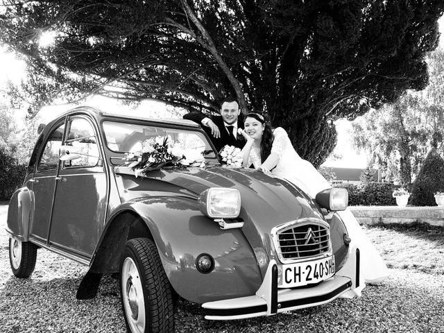 Le mariage de JEREMY et PRESCILLA à Saint-Pierre-du-Vauvray, Eure 20
