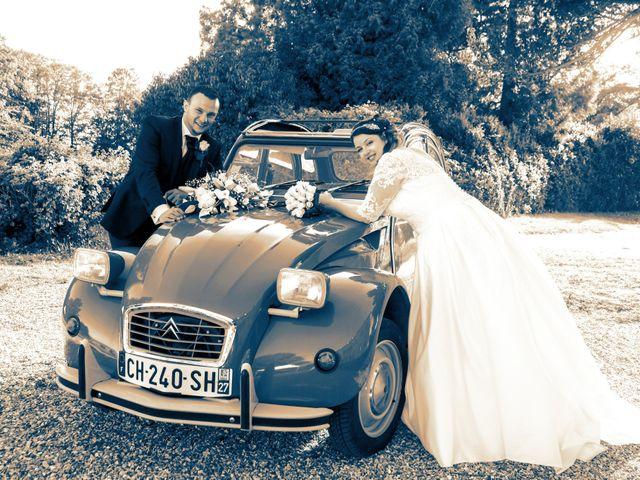 Le mariage de JEREMY et PRESCILLA à Saint-Pierre-du-Vauvray, Eure 21