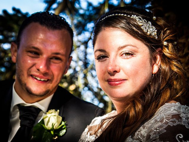 Le mariage de JEREMY et PRESCILLA à Saint-Pierre-du-Vauvray, Eure 23