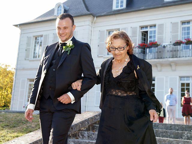 Le mariage de JEREMY et PRESCILLA à Saint-Pierre-du-Vauvray, Eure 25