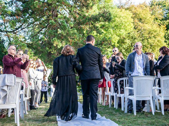 Le mariage de JEREMY et PRESCILLA à Saint-Pierre-du-Vauvray, Eure 26