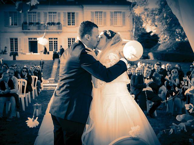 Le mariage de JEREMY et PRESCILLA à Saint-Pierre-du-Vauvray, Eure 34