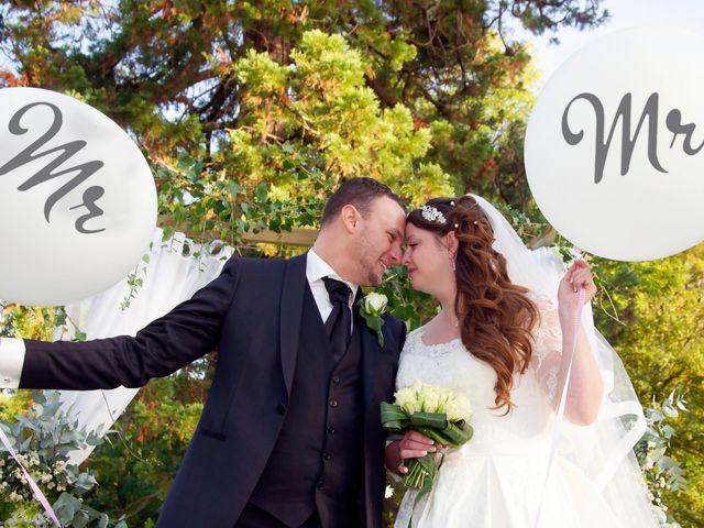 Le mariage de JEREMY et PRESCILLA à Saint-Pierre-du-Vauvray, Eure 35