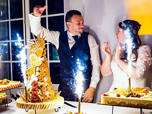 Le mariage de JEREMY et PRESCILLA à Saint-Pierre-du-Vauvray, Eure 45