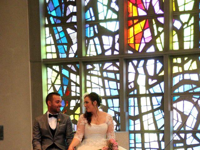 Le mariage de Jacob  et Julie à Ostheim, Haut Rhin 3