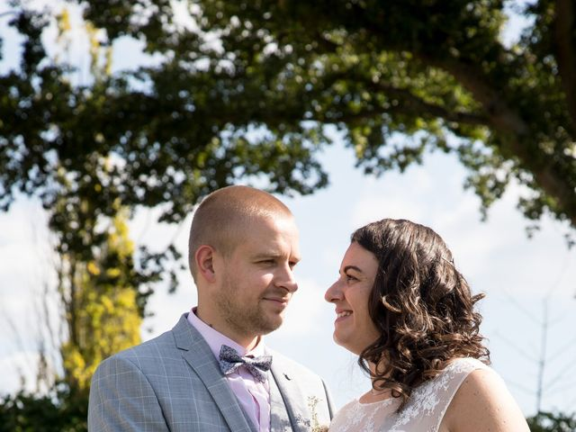 Le mariage de Maxime et Samantha à Senantes, Oise 10