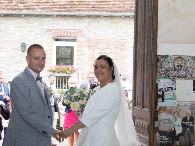 Le mariage de Maxime et Samantha à Senantes, Oise 15
